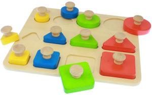 Seriation Colour Puzzle (12pcs)-0