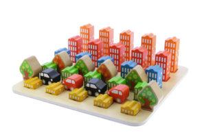 Tiny City Number Blocks-0