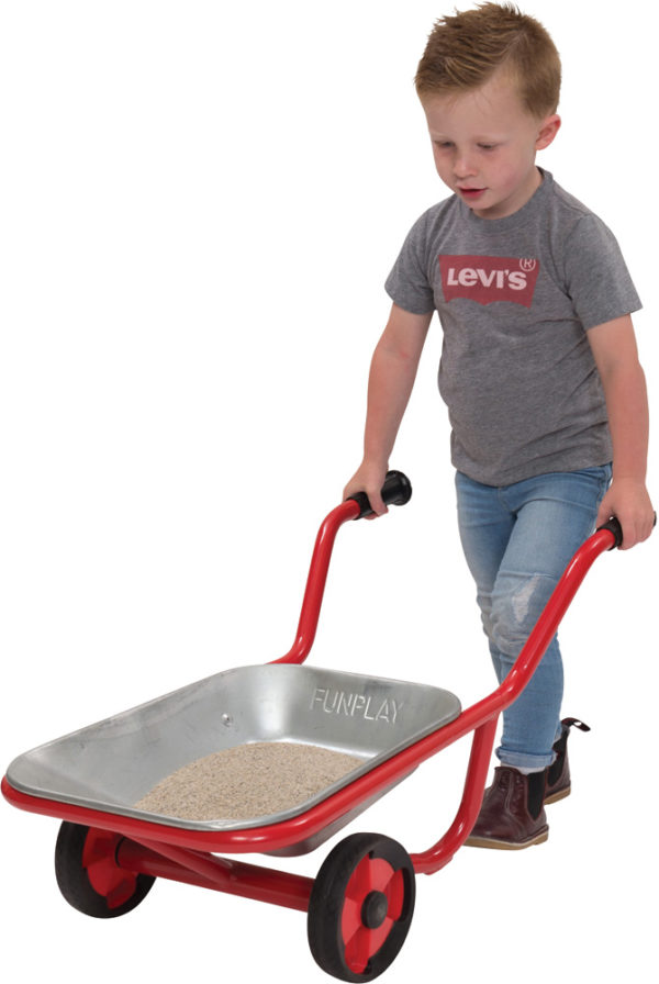 Little Gem Children's Wheelbarrow-0