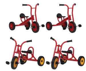 Little Gem Trike Set (4pcs)-0