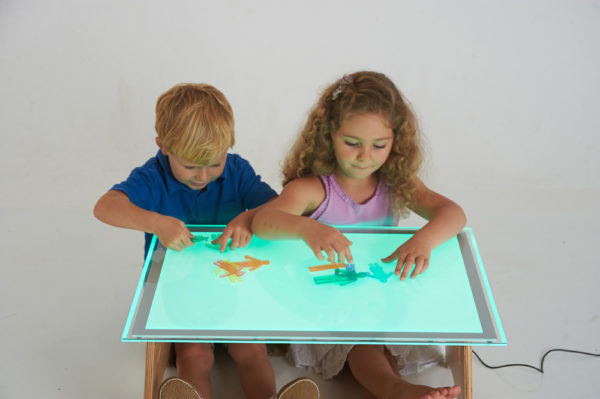 A2 Colour Changing Light Panel-11313