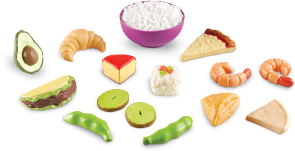 Multicultural Food Set (15pcs)-13919