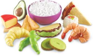 Multicultural Food Set (15pcs)-0