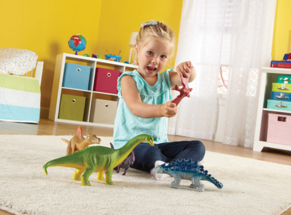 Jumbo Dinosaurs Two (5pcs)-14009