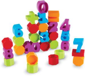Number & Counting Blocks (34pcs)-0