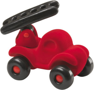 Natural Rubber Maxi Fire Truck-0