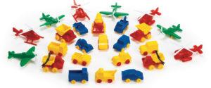 Indestructible Vehicles (25pcs)-0