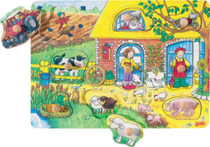 Farm Picture Puzzle (9pcs)-0