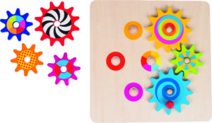 Gears Board (8pcs)-0