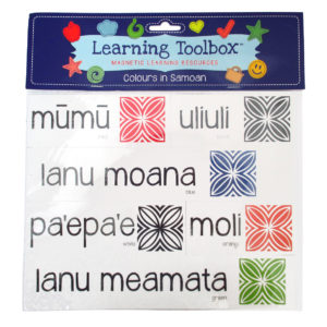 magnetic samoan colours