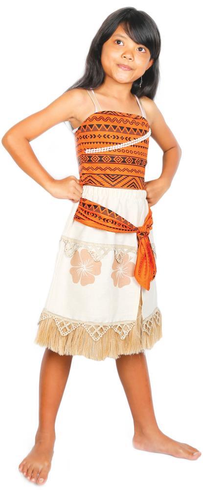 Aloha Girl Dress-Up-0