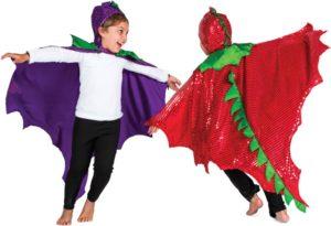 Dragon Cape - Purple-0