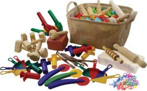 Classroom Dough Tool Value Set-0