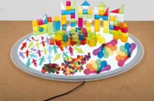 Light Panel & Transparent Resources Set (521pcs)-0