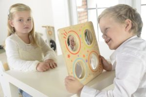Visual Discovery Mirror Board-0