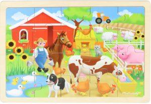Pets Jigsaw Puzzle (20pcs)-0