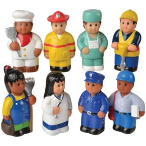 Easy Grip Community Figures (8pcs)-0