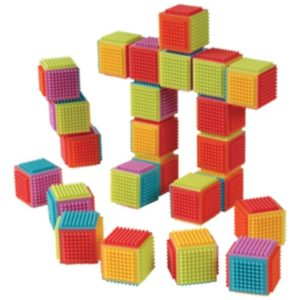 Bristle Cubes (24pcs)-0