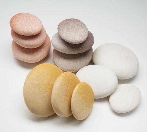 Natural Sorting Stones (12pcs)-0