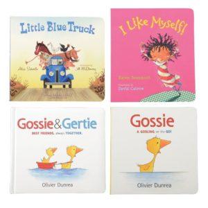 Story Book Board Books (4pcs)-0