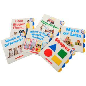 Concept Board Books (6pcs)-0