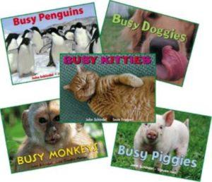 Busy Animals Board Books-0