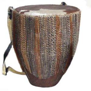 Large Bukoba Drum-0