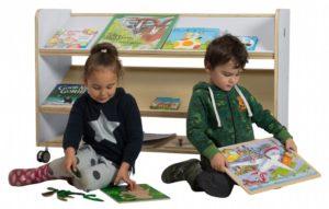 Scandinavian Preschool Book/Puzzle Unit-0