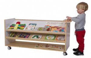 Scandinavian Tiny Tots Book/Puzzle Unit-0