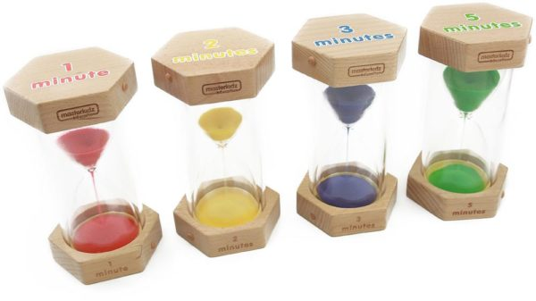Giant Sand Timer Set (4pcs)-0
