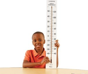 Giant Classroom Thermometer-0