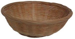 Bamboo Round Basket Medium-0