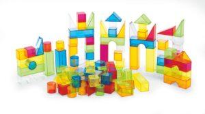 Transparent Light Blocks (100pcs)-0