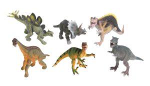 Medium Dinosaurs (6pcs)-0
