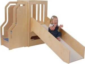 Space-Saver Wooden Activity Centre-0