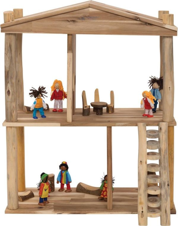 Natural Doll House-11351
