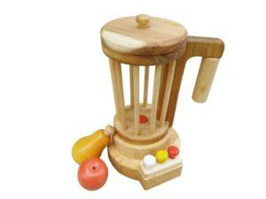 Wooden Blender-0