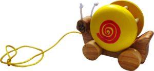 Snail Pull Along-0