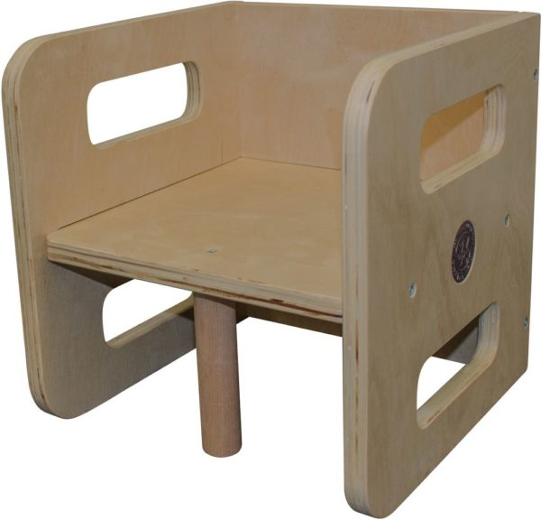 3-In-1 Wooden Chair-12188