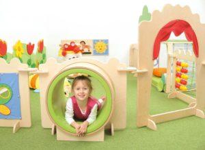 Baby Corner - Tunnel-0