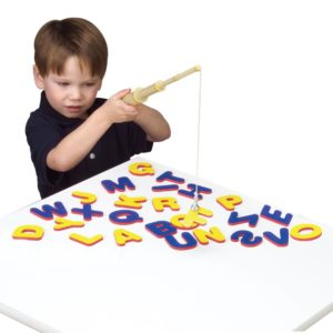 A-B-C Magnetic Fishing Set (108pcs)-0