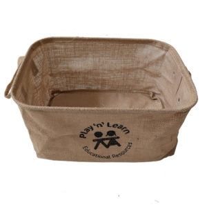 Natural Storage Basket Medium