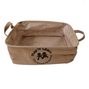 Natural Storage Basket Large