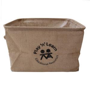 Natural Storage Basket Extra Large