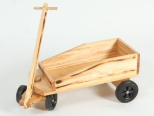 Wooden Trolley-0