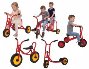 Little Gem Trike Set (5pcs)-0
