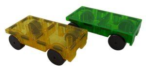 Magna Tiles Cars (2pcs)-0