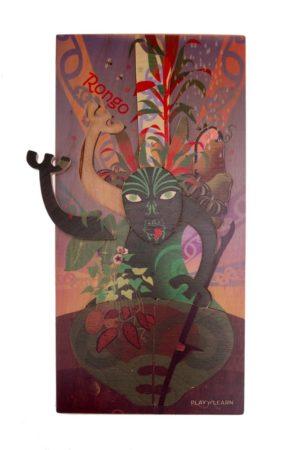 Rongo Atua Puzzle (8pcs)-0