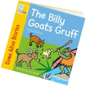 The Billy Goats Gruff Big Book-0
