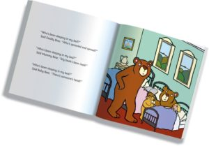 Goldilocks and the Three Bears Big Book-0